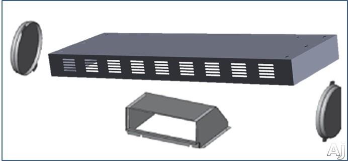 Verona VERECIRC Optional Recirculating Kit to Range Hood VEHOOD3610 VERECIRC