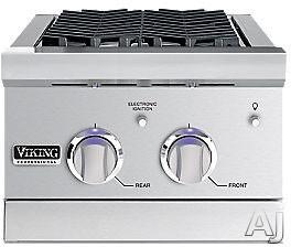 Viking vgsb5153nss 24 outdoor wok cooker with 27 500 btu for Viking wok burner
