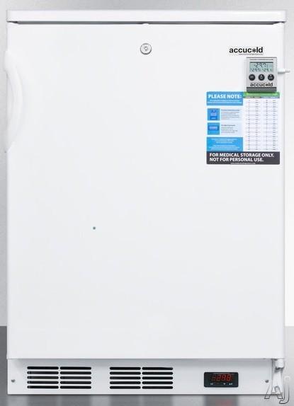 AccuCold VT65 4.0 cu. ft. Counter-Depth Laboratory