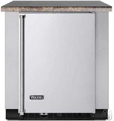 "Viking Outdoor Series VURO3200SS 32"" Undercounter Refrigeration Base Cabinet for Viking 24"" Outdoor Beverage Center (Refrigeration Not Included)"