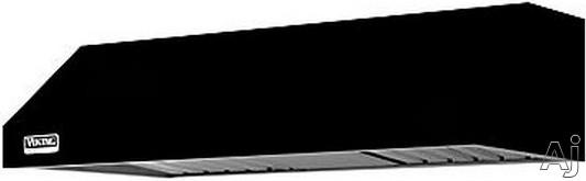 Viking Professional 5 Series VWH3010LBK 30 Inch Under Cabinet Range Hood with 390 CFM Internal Blower, Variable Speed Fan, 2 Dimmable Halogen Lights, Dishwasher Safe Baffle Filters and Heat Sensing Technology: Black