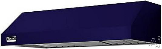 Viking Professional 5 Series VWH3010LCB 30 Inch Under Cabinet Range Hood with 390 CFM Internal Blower, Variable Speed Fan, 2 Dimmable Halogen Lights, Dishwasher Safe Baffle Filters and Heat Sensing Technology: Cobalt Blue