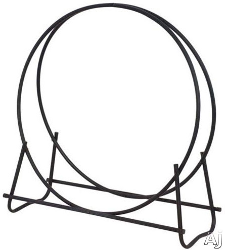 Blue Rhino W1889 Black 48 Inch Diameter Log Hoop