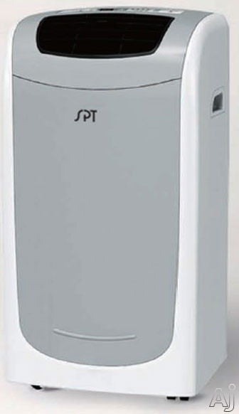 Sunpentown WA1150DE 11,000 BTU Portable Air Conditioner with 8.9 EER, R410a Refrigerant, U.S. & Canada WA1150DE