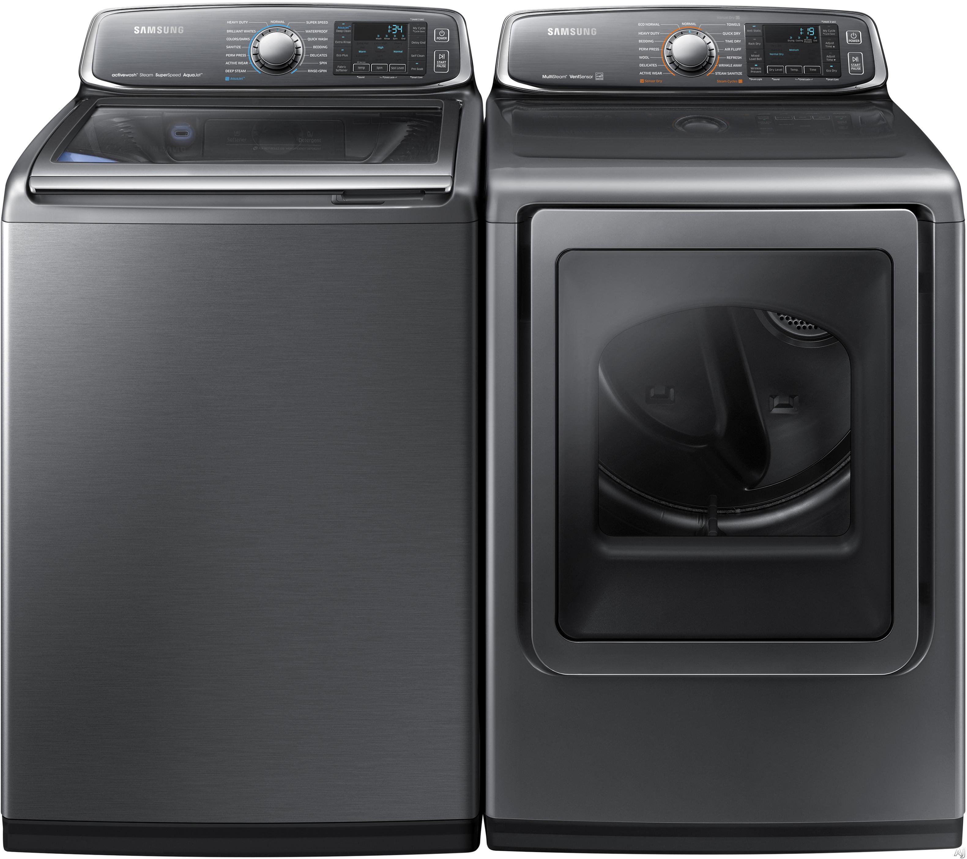 Samsung Sam8700tl Samsung 8700 Series Top Load Washer
