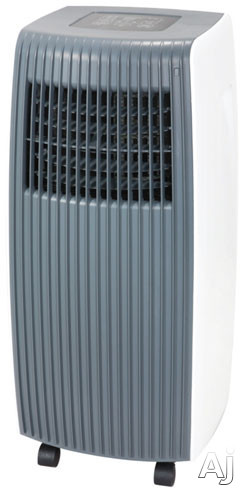 Sunpentown WA8070E 8,000 BTU Portable Air Conditioner with 8.9 EER, R410a Refrigerant, Self-Evaporating Technology, Digital Temperature Display, 2 Fan Speeds, Washable Air Filter and Remote Control WA8070E