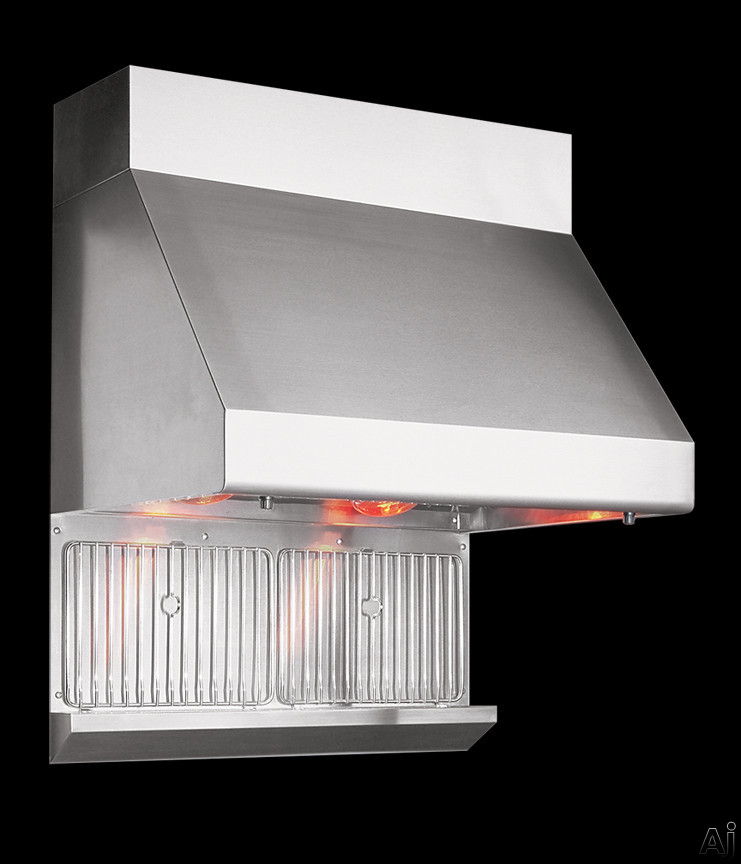 Vent A Hood WS048SS Warming Shelf Assembly With Stainless