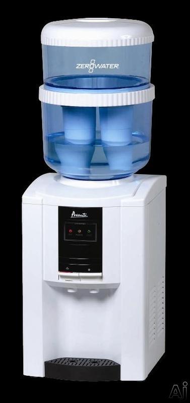 Avanti WDTZ000 13 Inch Water Cooler with ZeroWater Filtering Bottle System