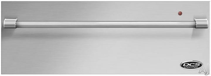 "DCS WDV30 30"" Warming Drawer with 1.6 cu. ft. Capacity, 500-Watt Output and Removable Shelf: Stainless Steel"
