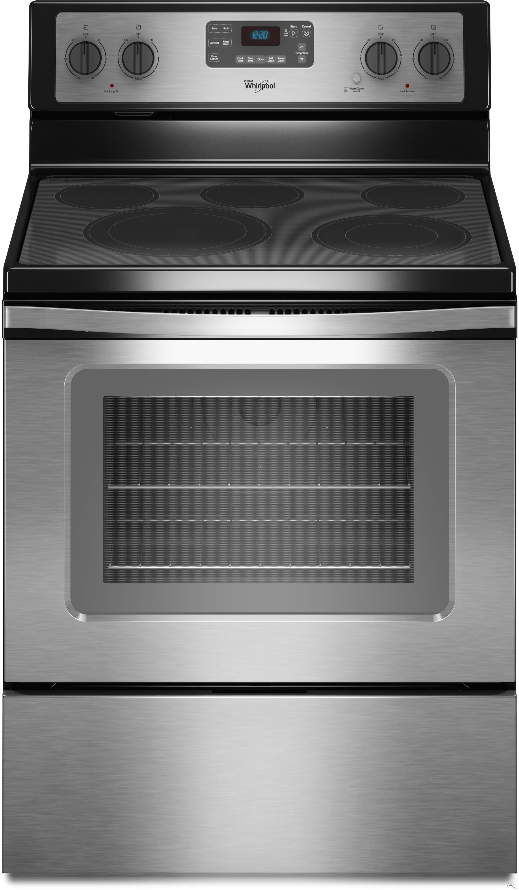 Compare whirlpool 30 inch freestanding electric range with miscellaneous prices and buy online - Inch electric range reviews ...