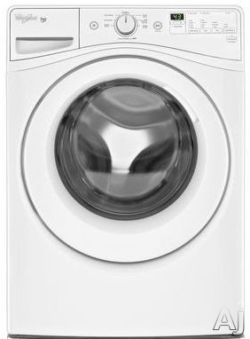 Whirlpool Wfw72hedw 27 Quot Front Load Washer With 4 2 Cu Ft
