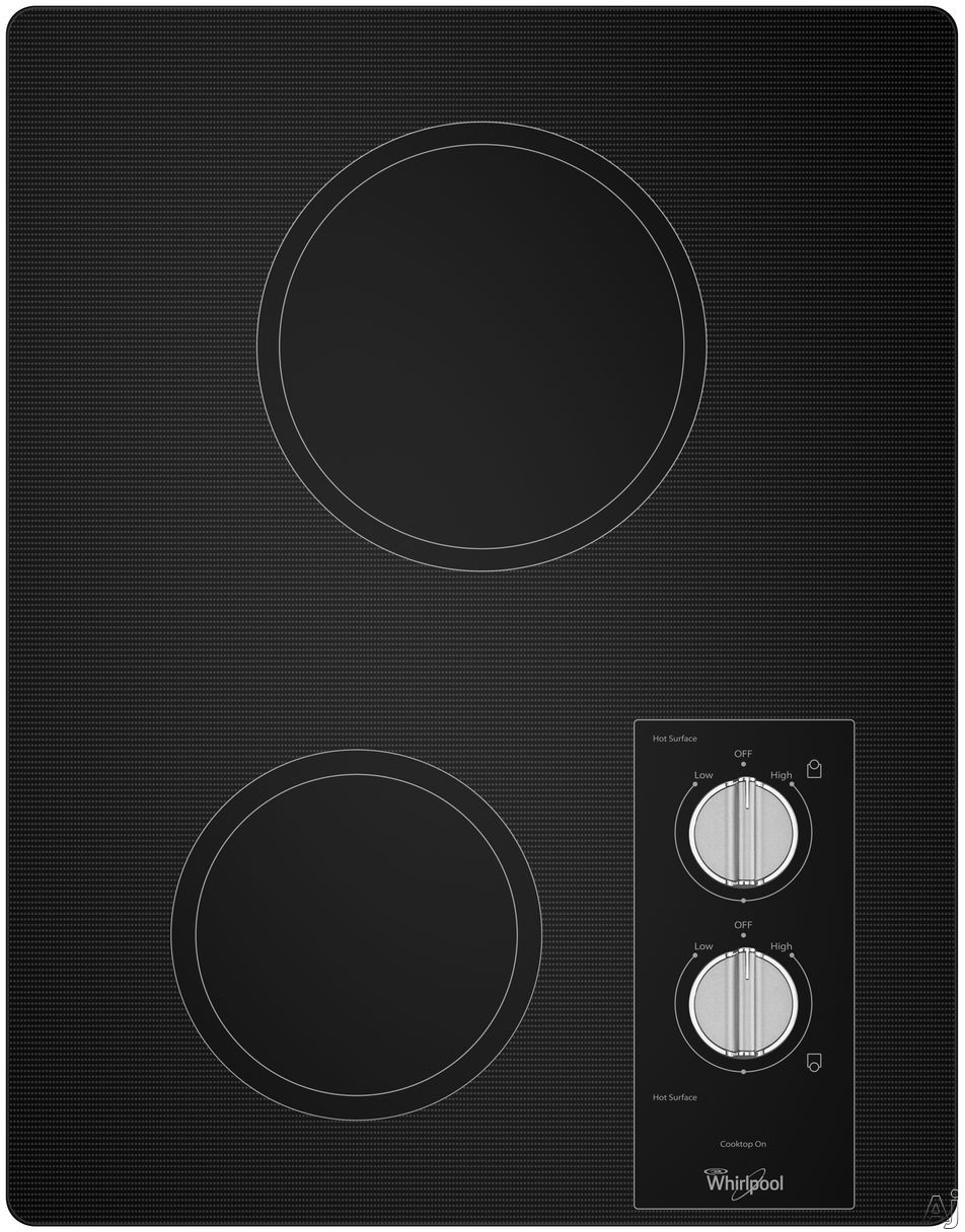 Black Whirlpool Electric Cooktops ~ Whirlpool glass black cooktop usa