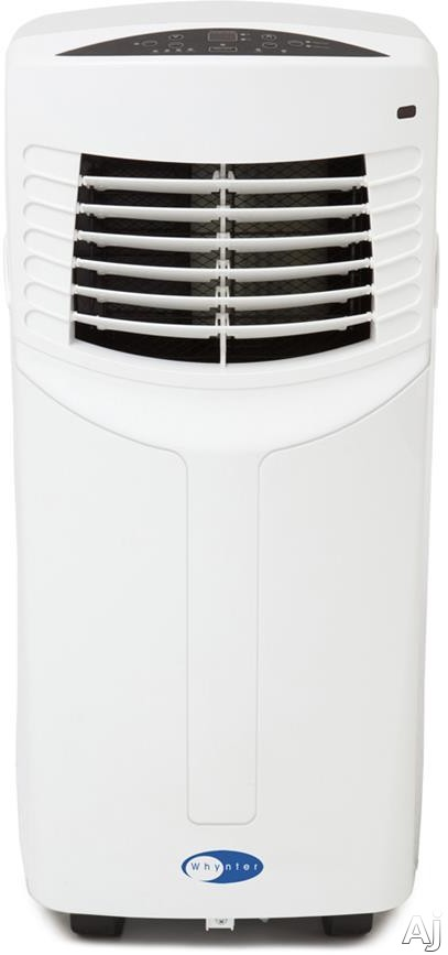 Whynter ARC08WB 8,000 BTU Portable Air Conditioner with 159 CFM Air Flow, Dehumidification Mode, Self-Evaporative System, Eco-Friendly R-410A Refrigerant, 3-Speed Fan, 2-in-1 Washable Pre-Filter and Activated Carbon Filter, Casters, Timer, Auto Restart a