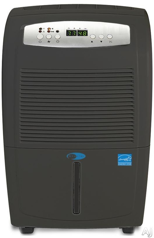 Whynter RPD503SP 50 Pint Dehumidifier with Dual Fan Speeds, Auto Restart and Auto Shutoff, Low Temperature Operation, Auto-Defrost, Direct Drain Option for Continuous Operation, Washable Pre-Filter and Non-Ozone Depleting R410A Refrigerant