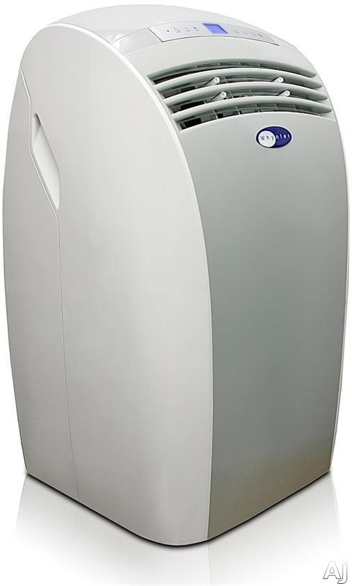 Whynter ARC13PG 13 000 BTU Portable Air Conditioner with 224 CFM 420 Sq Ft Coverage Area Dehumidification Mode 3 Fan Speeds Washable Pre Filter Timer Casters Self Evaporating and Window Kit Included