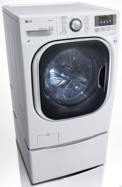 Washer Sink Combo : LG WM3997HWA 27
