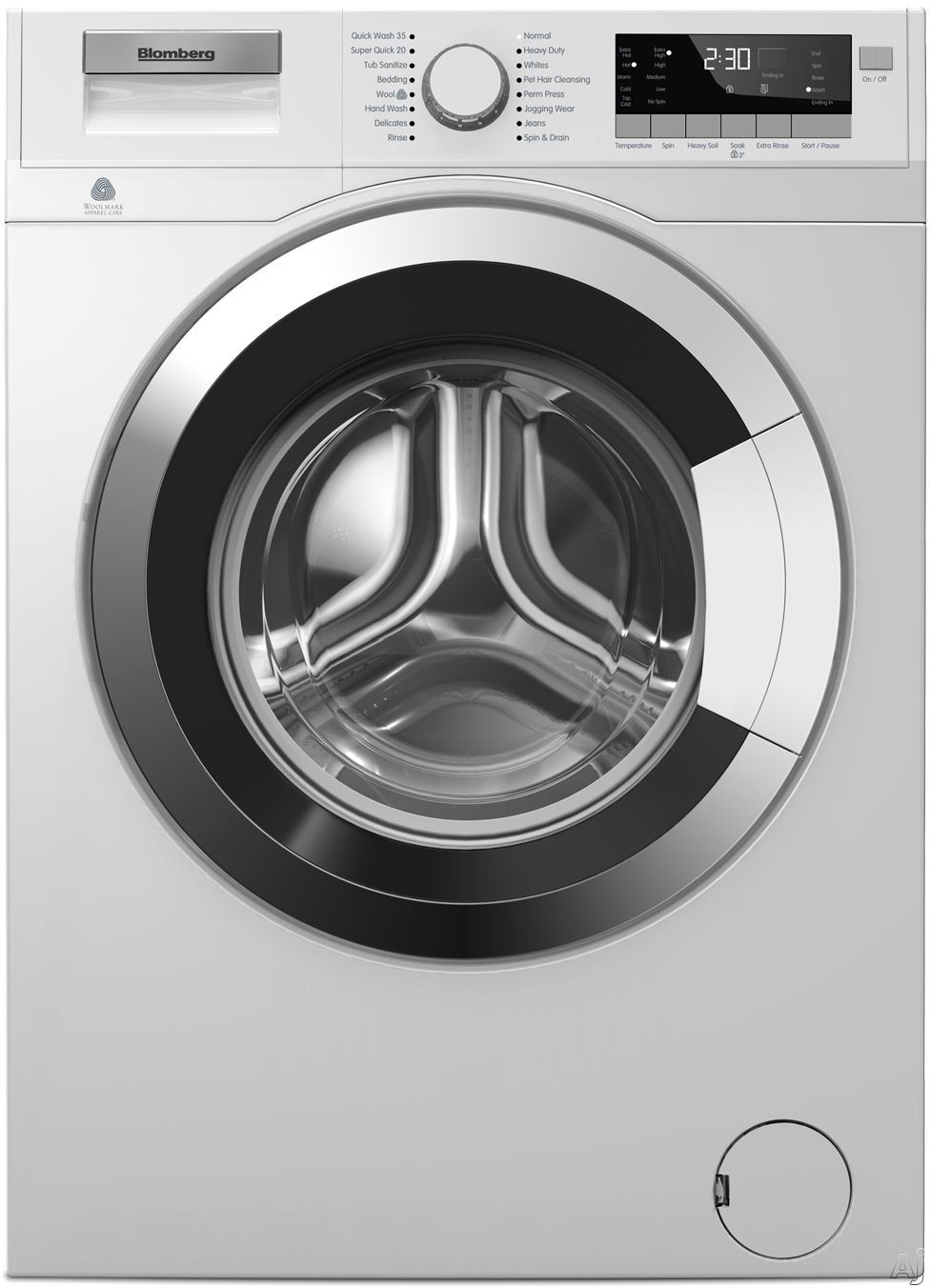 2.5 cu. ft. Front Load Washer WM98400SX