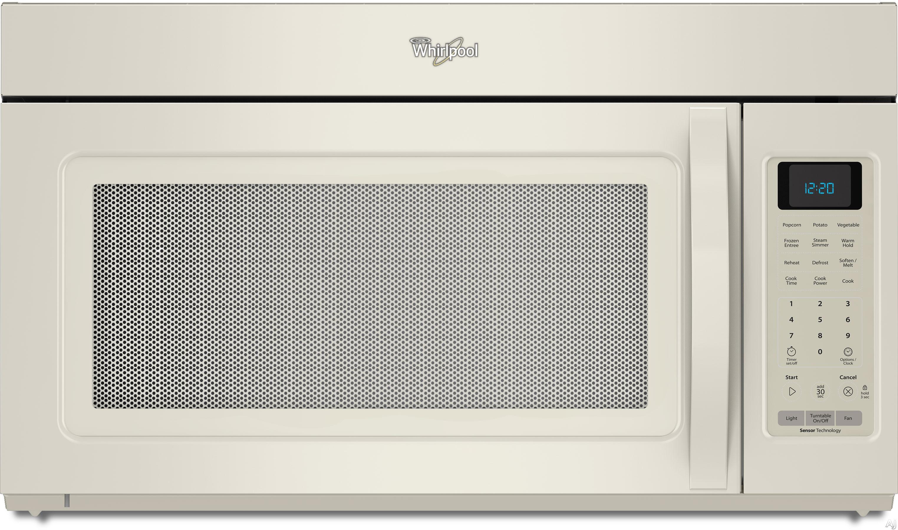 Whirlpool Wmh32519c 1 9 Cu Ft Over The Range Microwave