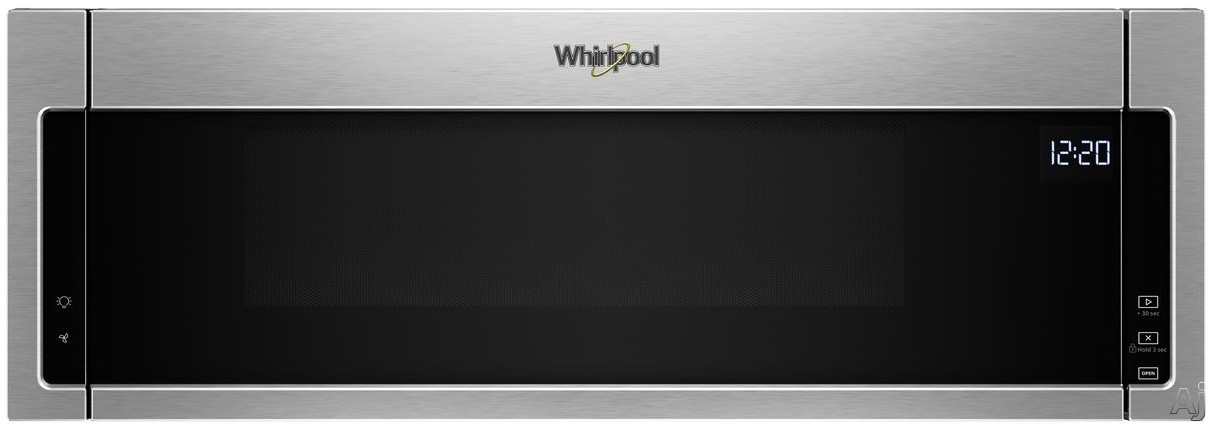 Whirlpool WML55011HS 1.1 cu. ft. Over-the-Range Microwave