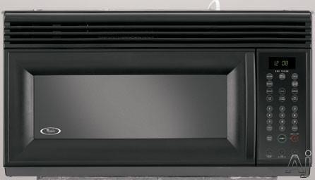 Whirlpool Mh1150xmb 1 5 Cu Ft Over The Range Microwave