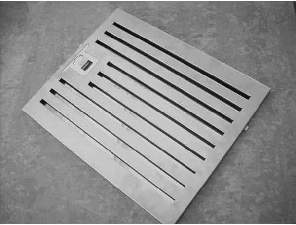 XO XOABFS3 Stainless Steel Baffle Filter Upgrade