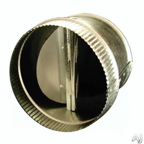 Zephyr AK00069 8 Inch Round Inline Damper