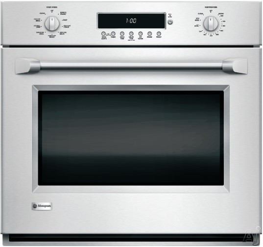 Ge Monogram Zet1xhss 30 Quot Single Electric Wall Oven With 5