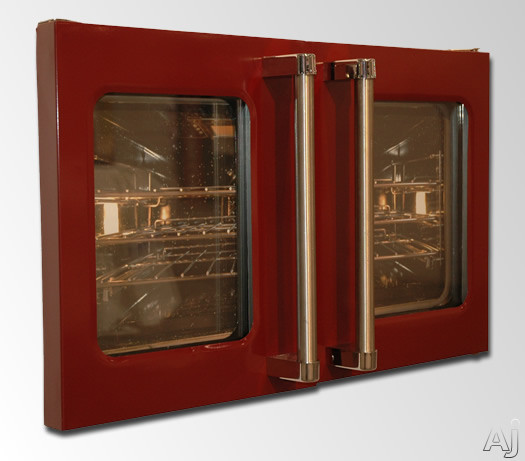 BlueStar Gas Wall Oven Series BWO30AGS 30