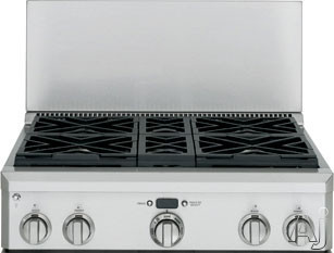 Picture of Monogram ZX12B30PSS 12 Inch High Stainless Steel Backsplash