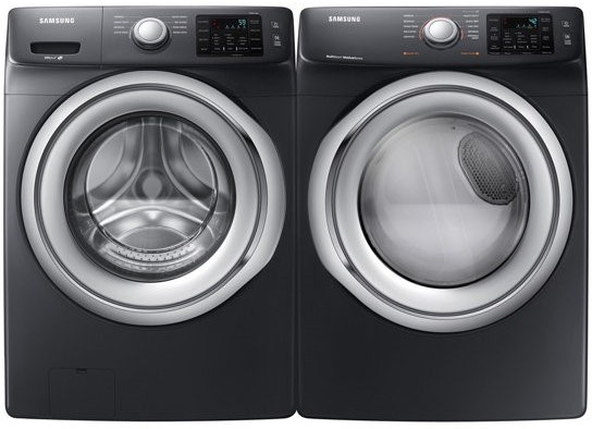 Samsung Sawadrev3001 Side By Side Washer Amp Dryer Set With
