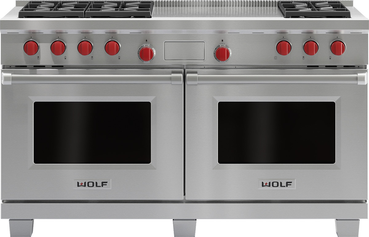 Side by side double oven gas stove - Side By Side Double Oven Gas Stove 7