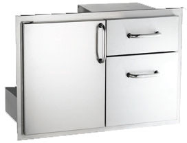 American Outdoor Grill Outdoor Cabinet / Shelve 1830SSDD