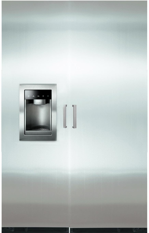 Image of Miele Mastercool Column Refrigerator & Freezer Set Mirefr290