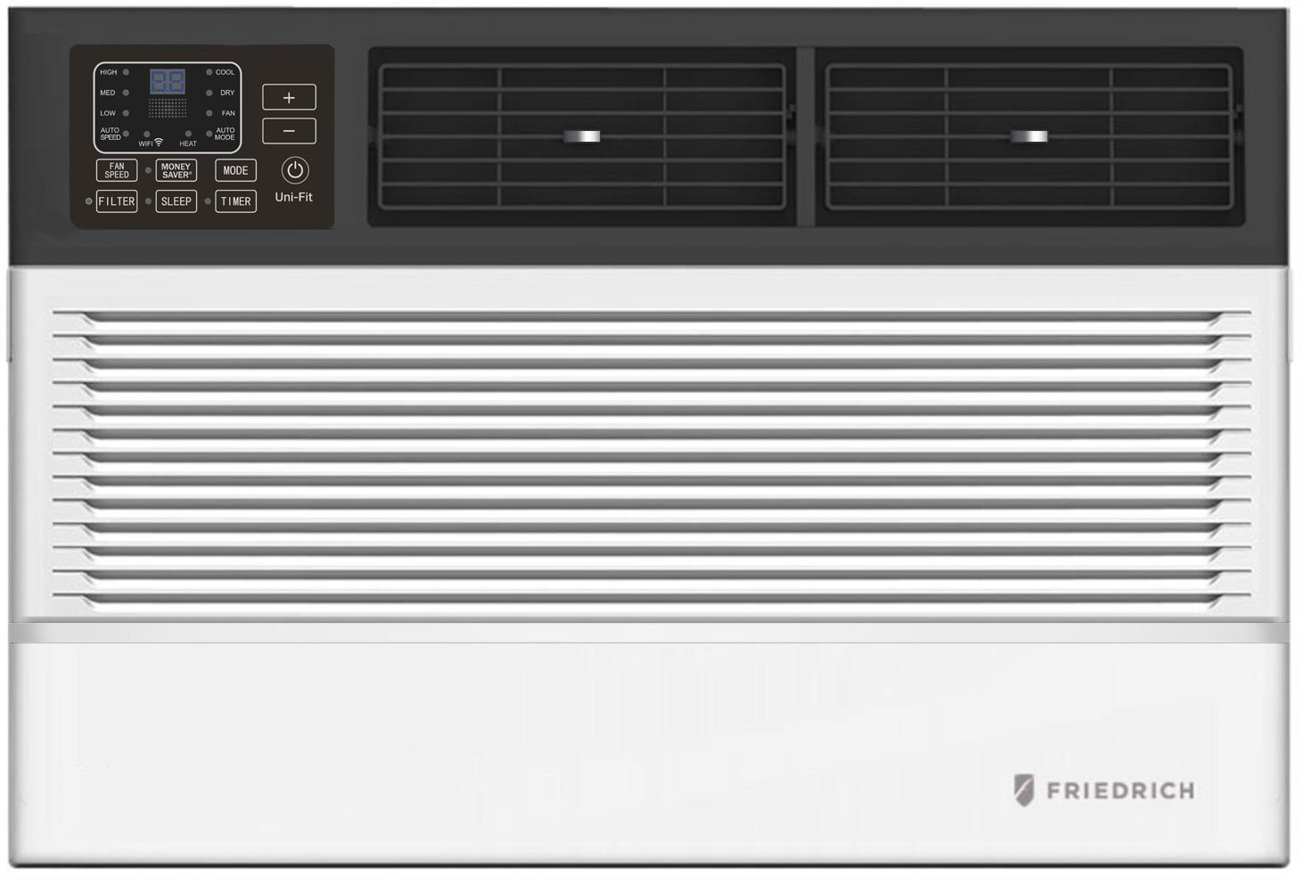 Friedrich Uni-Fit 14,000 BTU Wall Air Conditioner UET14A33A