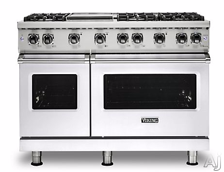 Viking gas range 48 Inch Aj Madison Viking Gas Ranges