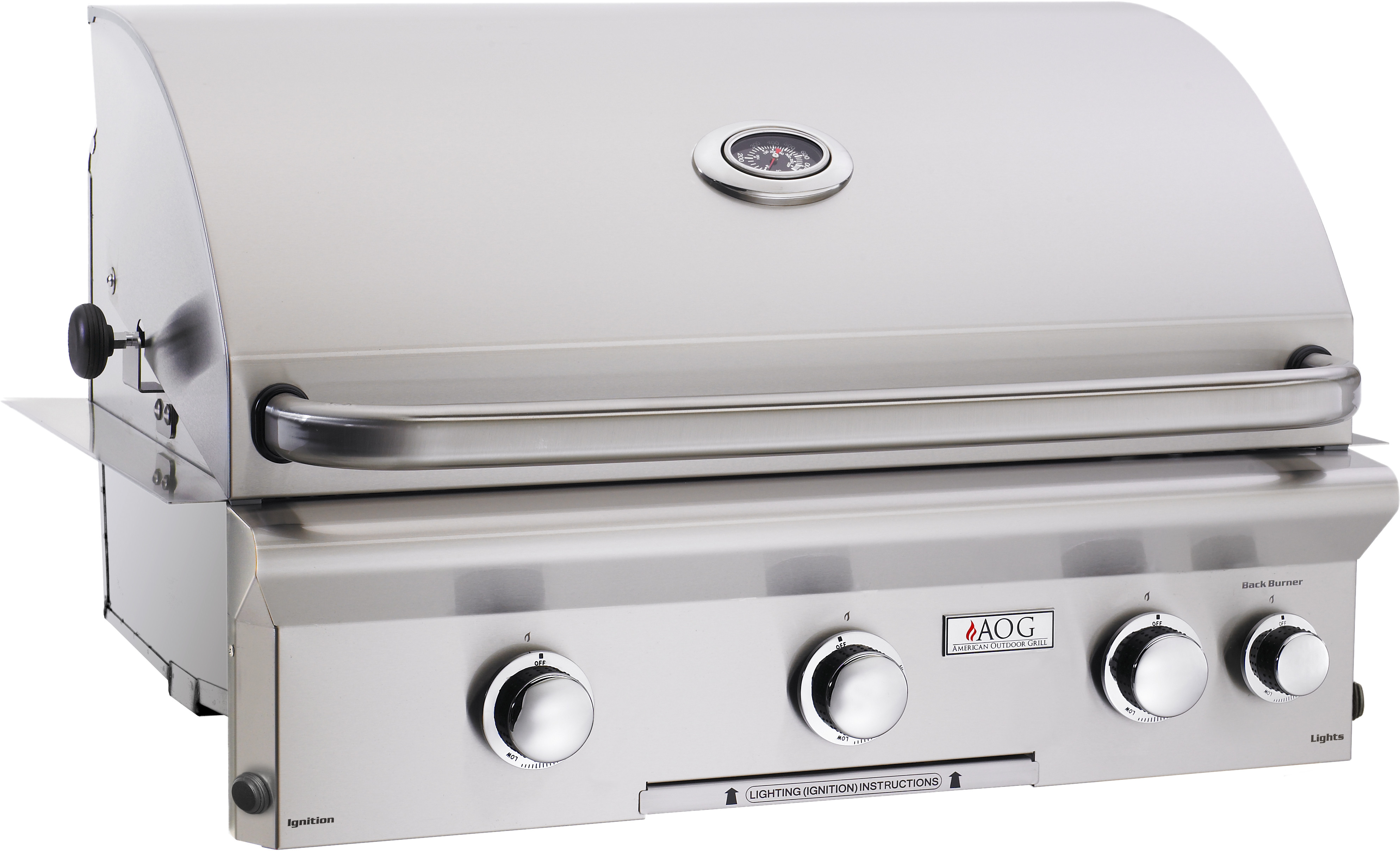 American Outdoor Grill 30nbl00sp 30 Inch Built In Gas