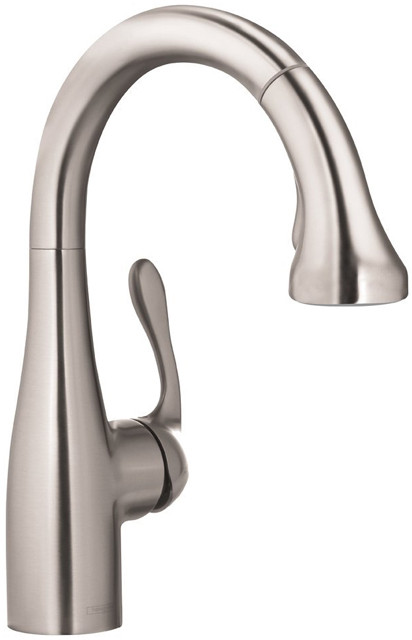 Hansgrohe Allegro E Pull-Out Faucet 04297800