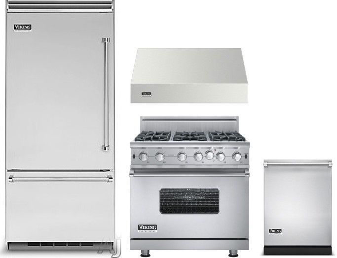 Viking Kitchen Appliance Packages