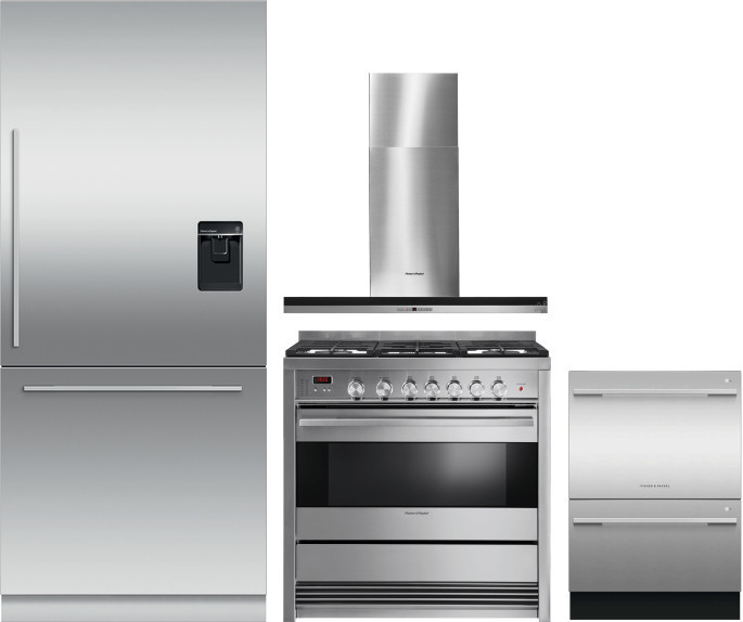 Gourmet Kitchen Appliance Packages