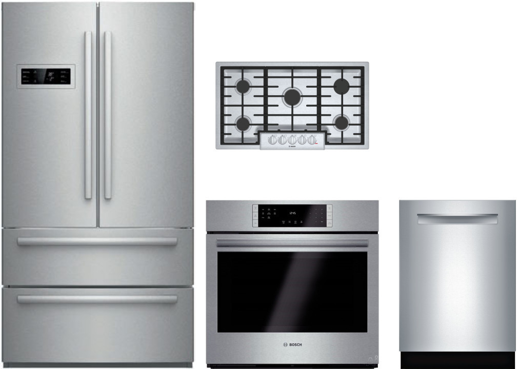 Bosch 800 Series Kitchen Appliance Packages