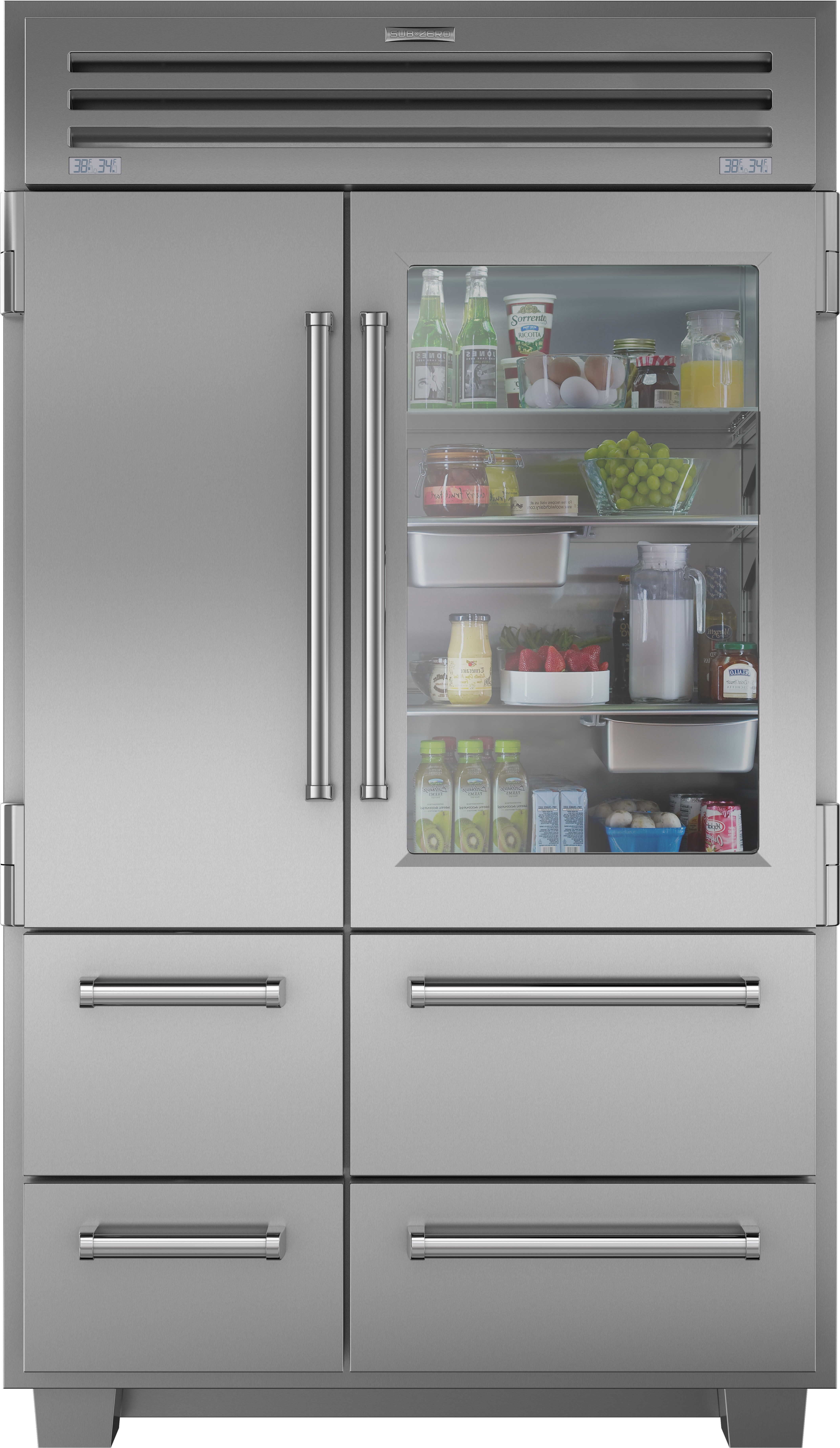 by side of style reviews page bobmcmullen full elegant ines awesome drawer refrigerator info kitchenaid drawers superba size