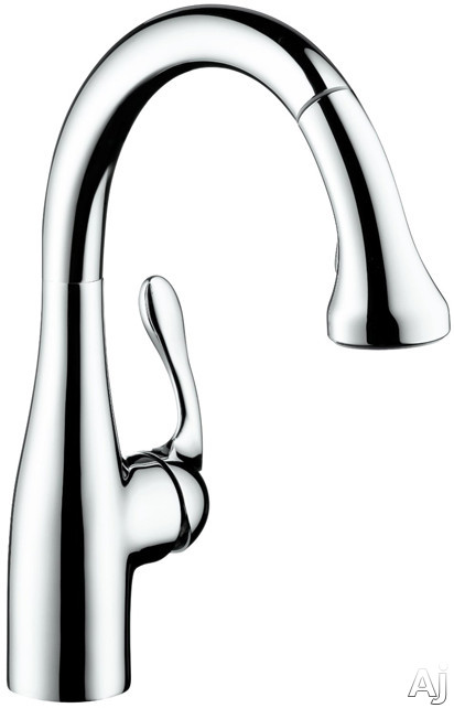 Hansgrohe Allegro E Pull-Out Faucet 04297000