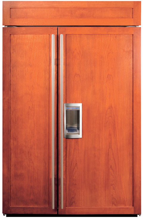 - Panel Ready Side-by-Side Refrigerators