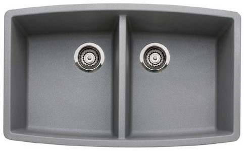 Double Bowl Sinks, Double Bowl Kitchen Sinks   ajmadison.com on 24 bathroom vanity with sink, 24 x 16 sink, copper bowl sink, hammered copper farmhouse sink, cast iron undermount double sink, 70 30 undermount stainless steel sink,