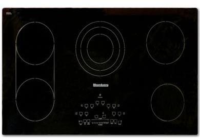 "Image of Blomberg 36"" Electric Drop-In Cooktop CTE36500"