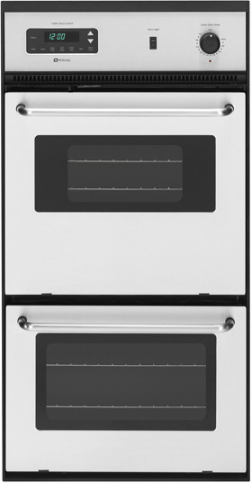 Maytag Cwe5800acs 24 Inch Double Electric Wall Oven With 2 6 Cu