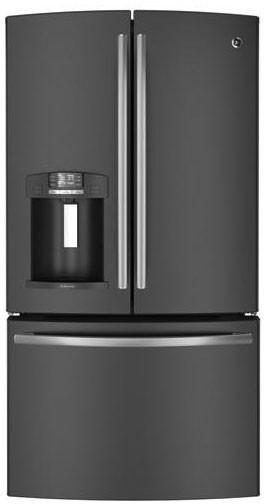 Ge Dfe29jmdes 28 6 Cu Ft French Door Refrigerator With