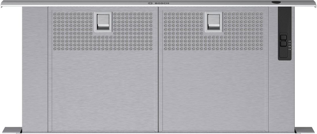 Bosch Dhd3014uc 30 Inch Downdraft Ventilation With Multiple Er Options 3 Sd Mechanical Controls And Dishwasher Safe Filters