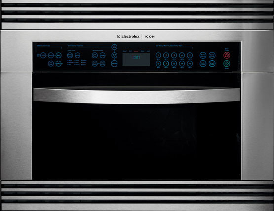 Electrolux E30so75ess 30 Inch High Speed Oven With 1 1 Cu
