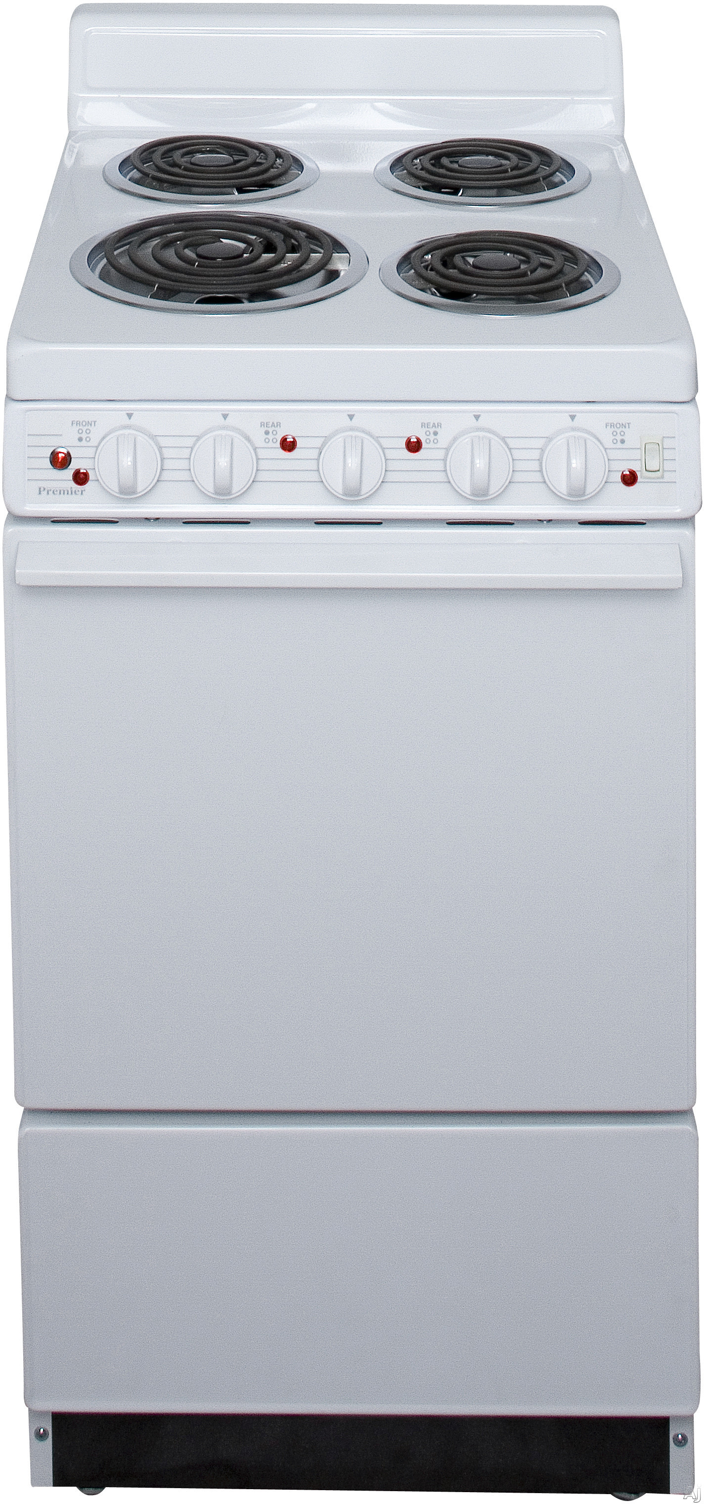 20 Inch Freestanding Electric Range
